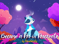 Become a Pro in Procreate