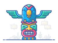 Totem of Freedom