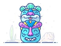 Totem of the Ocean
