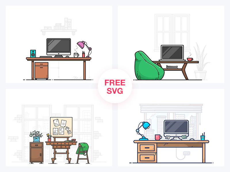 Download FREE Workspaces