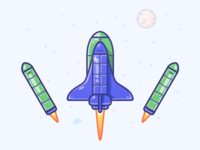 Space Shuttle (Shopify Edition)