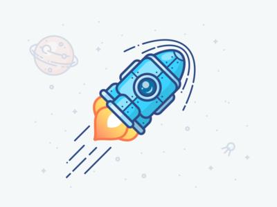 Fast Transaction Rocket
