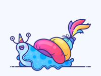 Snail Unicorn