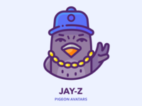 Jay-Z Pigeon