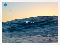 003 Landing Page