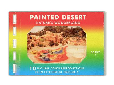 Painted Desert Ektachrome Booklet