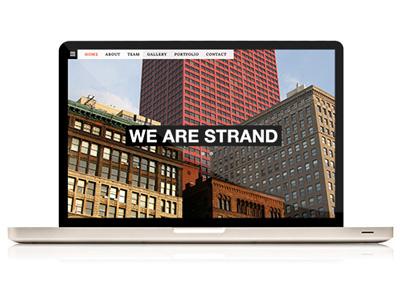 Different style web design theme