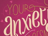 Your Anxiety Doesn't Define You