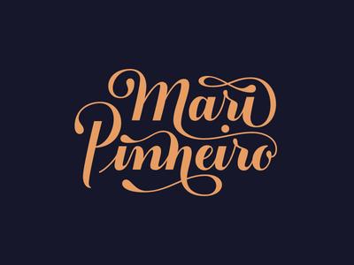 Logotype - Mari Pinheiro