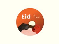 Eid Illustration