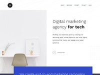 Digital marketing home page  2x