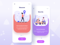 Onboarding for Safety App