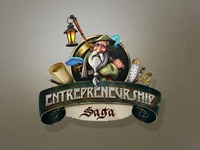 Enterpreneurship Saga Logo