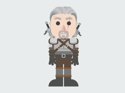 Gerald - The Witcher