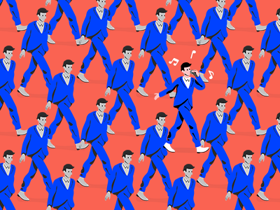 sing.png illustration only men person people male suit pattern graphic icon sing song