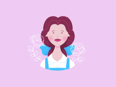 Disney Avatars  - Belle