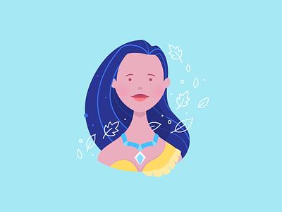 Disney Avatars - Pocahontas