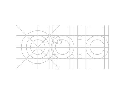 Logo WIP minimal redesign icon typography vector branding logo ux ui app