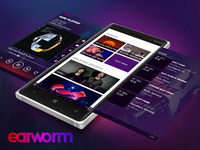 earworm - Music player