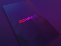 Earworm Logo/Splash