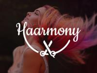 Haarmony (Hair salon) Logo