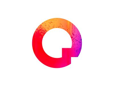 CIRQ Favicon clean colorful company agency branding brand identity branding favicon logo