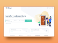 House Loan | Home Loan - UI Design