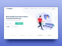 Health Insurance - UI Design