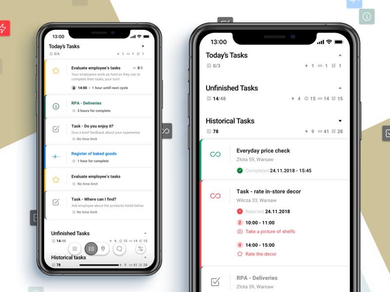 Take Task mobile 1 finance interface management app tasks ux ui sketch mobile graphic deisgn design app