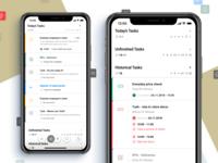 Take Task mobile 1