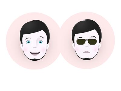 Face face icon