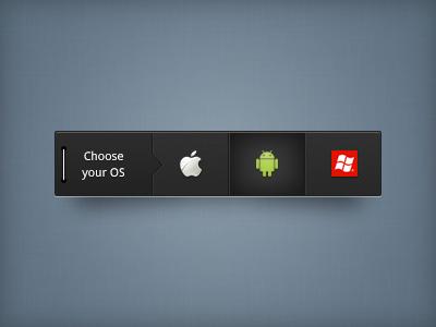 Mobile App Widget mobile app application widget os osx apple android microsoft phone ipad iphone