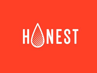 Honest Roast Coffee Branding typography mark logo design logo lettering identity icon coffee illustration coffee branding illustration