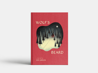 Wolf's Beard Cover Illustration + Layout