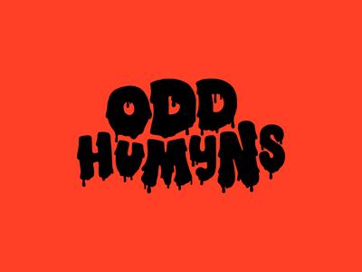 Odd Humyns Logo Design, 2018
