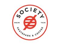 Society Memphis combined logo