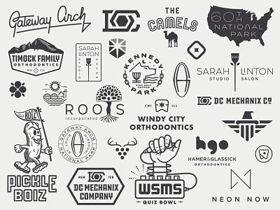 A look at 2019 typography illustration branding logomark logotype logo graphicdesign 2019
