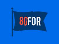 80For Branding/Logo