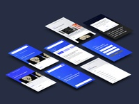 Updated App Designs