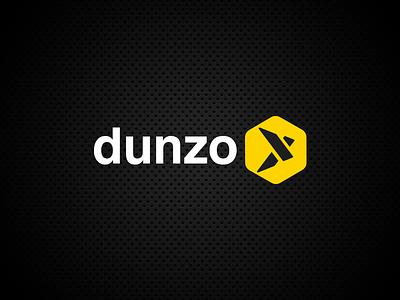 dunzo X identity dunzo logo munz dx dunzo x