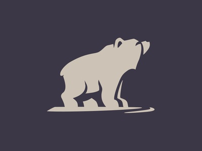 Globaltic bear logo