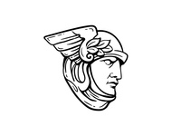 Hermes logo illustration