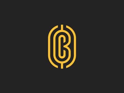 Coin C+B monogram logo