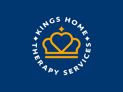Kings Home Therapy Services king service love therapy star heart crown