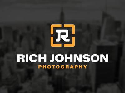 Rich Johnson Photography r camera city photography logo rj