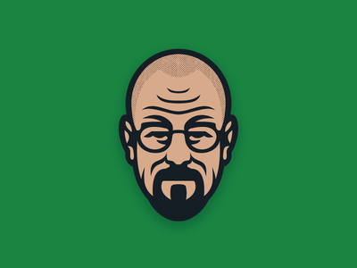 Walter White icon avatar heisenberg walter white breaking bad