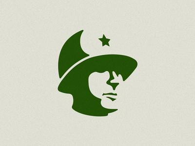 Negative Space Soldier logo veteran army war soldier negative space