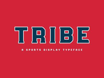 Tribe Font tribe slab font serif slab serif block font typography type sports sports fonts sports font custom font font