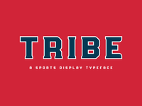 Tribe Font