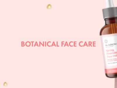 Ikarov Botanical Face Care Showcase
